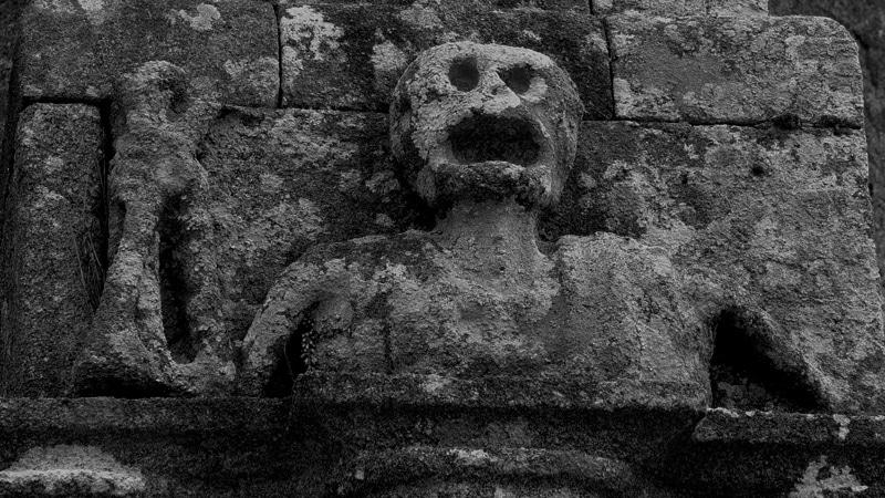« L'Anaon », ou le domaine des morts chez les Bretons