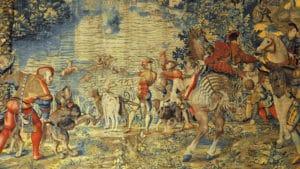Magie des chasses d'Europe : éleveur germain, cueilleur latin