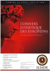 L'univers esthétique des Européens