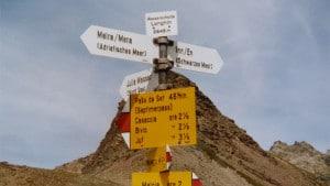 Col du Septimer : de la Suisse à l'Italie, sur les pas des Romains et des voyageurs médiévaux