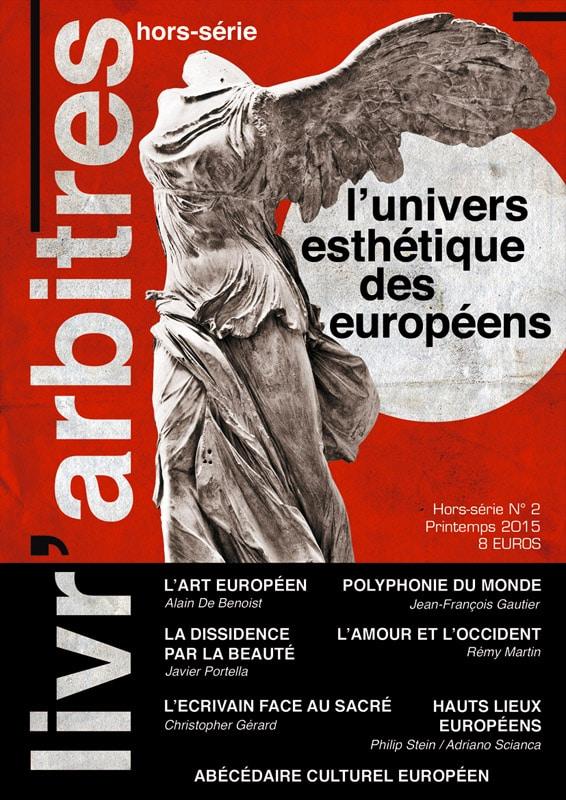Livr'Arbitres, Hors-série numéro 2 : « L'univers esthétique des Européens »