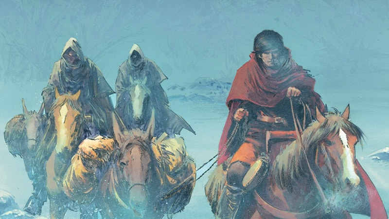 Voyage au Moyen Age