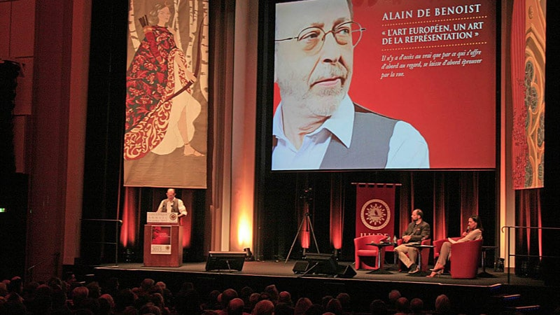 Il colloque dell'Iliade e la rivoluzione estetica europea. In nome di Venner