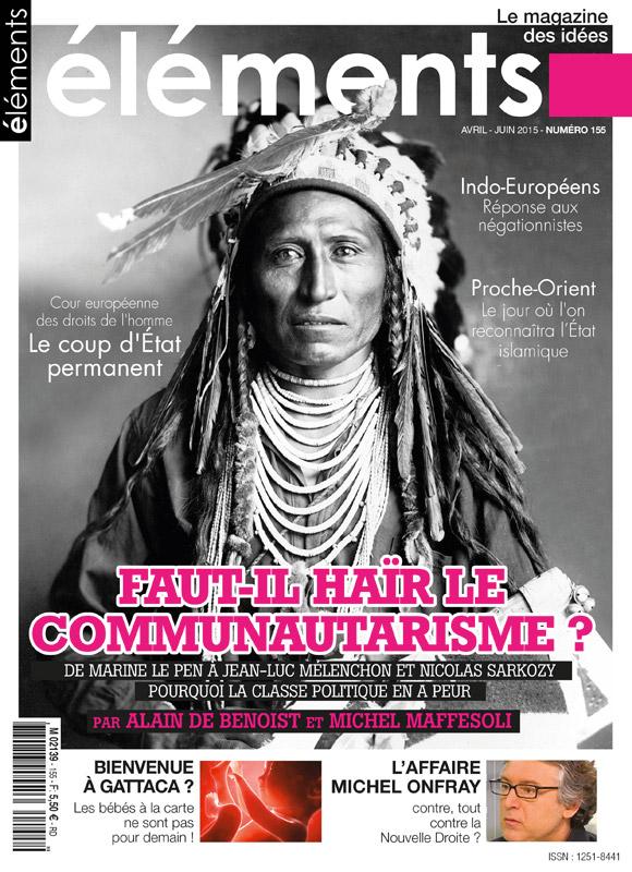 Eléments n°155 avril-juin 2015