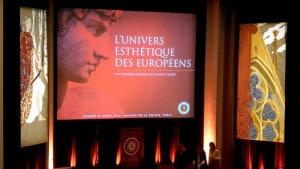 L'universo estetico degli europei