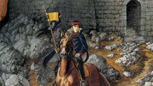 L'Ancien Régime comme prétexte à l'évasion