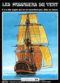 Les Passagers du vent (Bourgeon)