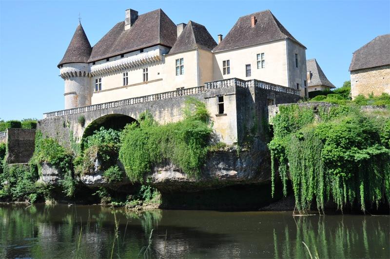 Le château de Losse