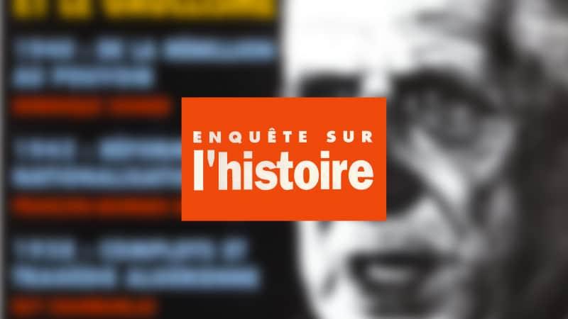 Enquête sur l'histoire n°14 – Eté 1995 – Dossier : De Gaulle et le gaullisme