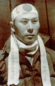 Comme dans l'Europe pré-chrétienne, le sentiment de l'immanence commande tous les rapports des Japonais avec l'existence.