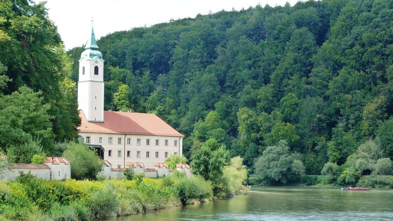 D'Ingolstadt à Eichstätt, au fil du Danube et de l'Altmühl