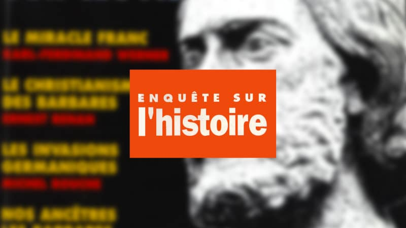 Enquête sur l'histoire n°17 – Eté 1996 – Dossier : La vérité sur Clovis