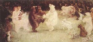 Frederick Stuart Church, Les Rites du printemps (non daté)