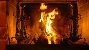 La cheminée, l'âme de la maison. Par Jean-Michel Diard