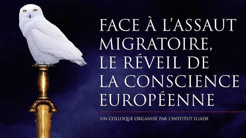 Communiqué de presse du 9 février 2016 : « Face à l'assaut migratoire, le réveil de la conscience européenne »