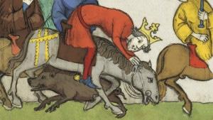 « Le roi tué par un cochon ; Une mort infâme aux origines des emblèmes de la France ? », de Michel Pastoureau