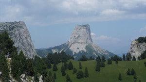 Le sud du Vercors et le massif du Diois, sur les traces de Jean Giono