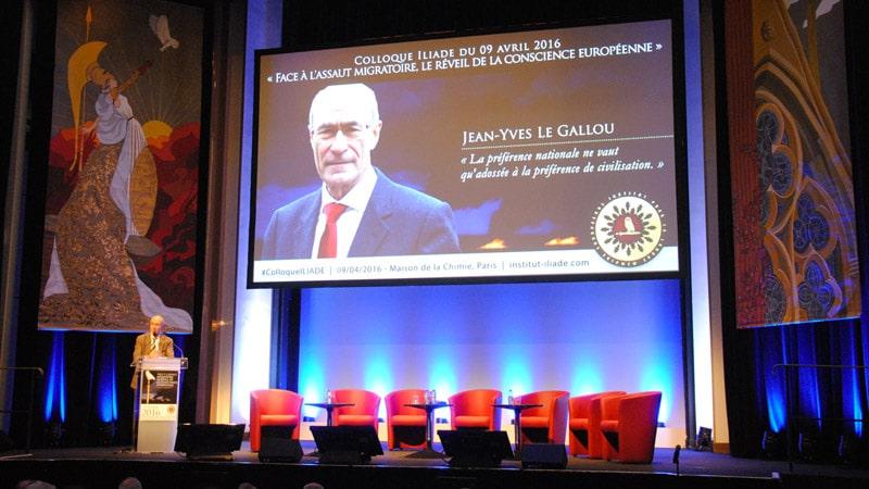 #ColloqueILIADE : Pour la préférence de civilisation. Conclusions de Jean-Yves Le Gallou