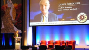 #ColloqueILIADE : L'Être des nations et l'Avoir des marchands, par Lionel Rondouin