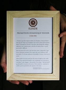 Promotion Dominique Venner