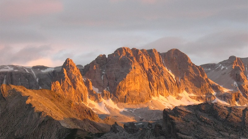 Dolomites occidentales du Tyrol du Sud