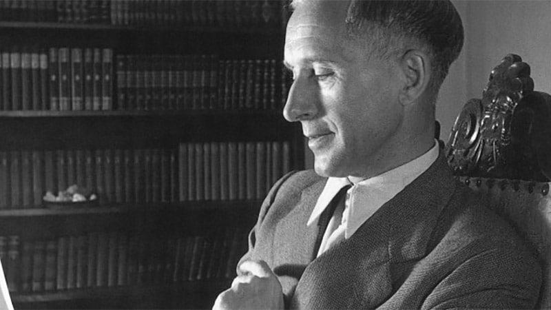 Robert Steuckers : « La démarche spirituelle de Jünger trouve son salut dans l'écriture et dans les voyages »