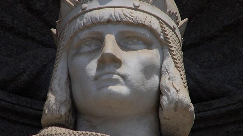 Frédéric II, un empereur de légendes