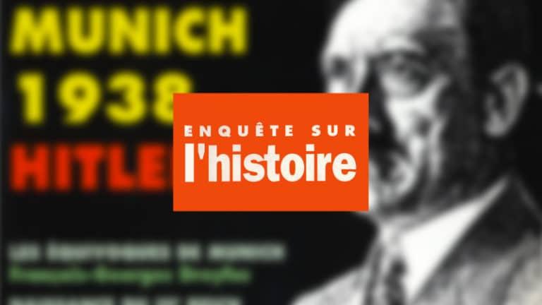 Enquête sur l'histoire n°28 – Septembre-Octobre 1998 - Dossier : Munich, 1938, l'année Hitler