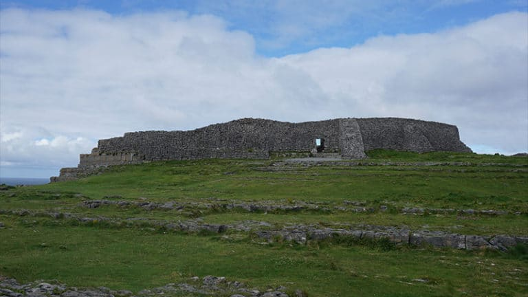 Les forts d'Inis Mór