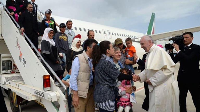 Le pape et le suicide de la civilisation européenne