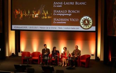Anne-Laure Blanc : Le conte, lointaine mémoire et permanence vivante