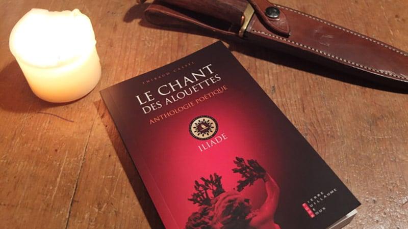 Alauda. Préface à l'anthologie poétique « Le Chant des alouettes »