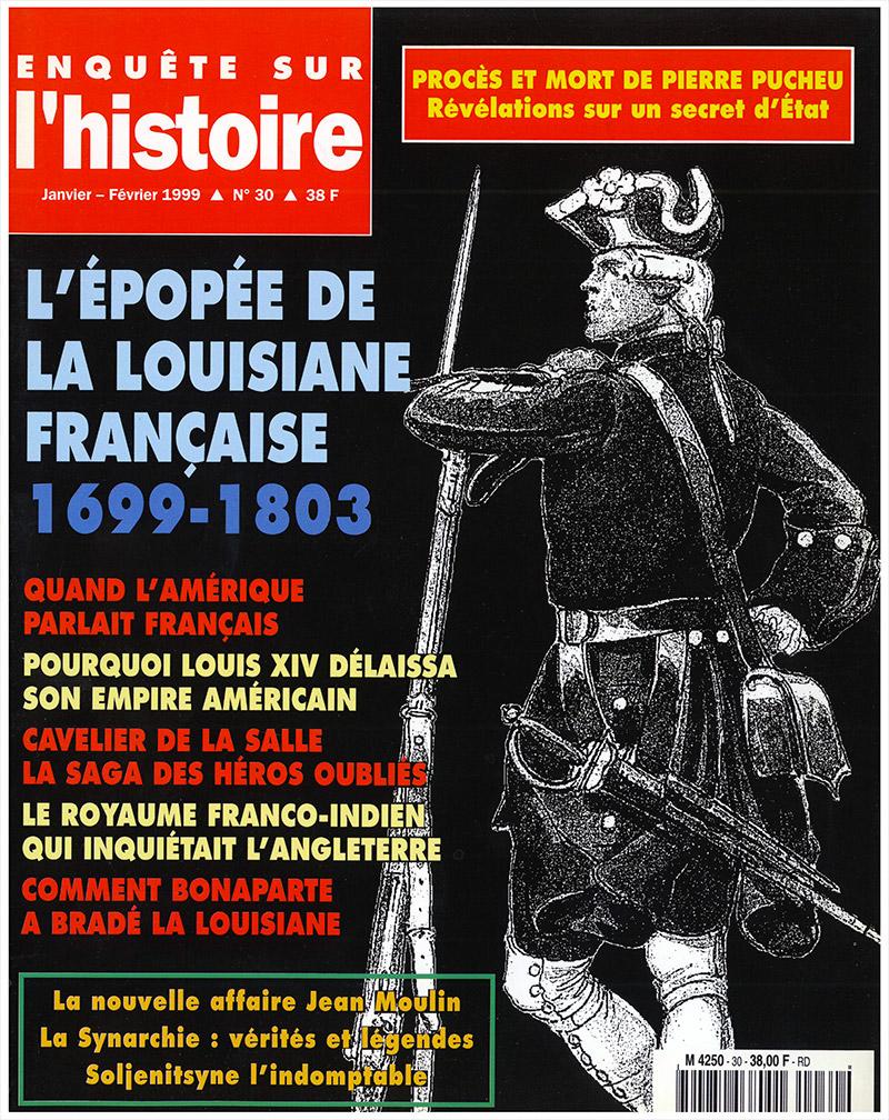 Enquête sur l'histoire n°29 – Novembre-Décembre 1998 - Dossier : 1918, naissance du XXe siècle