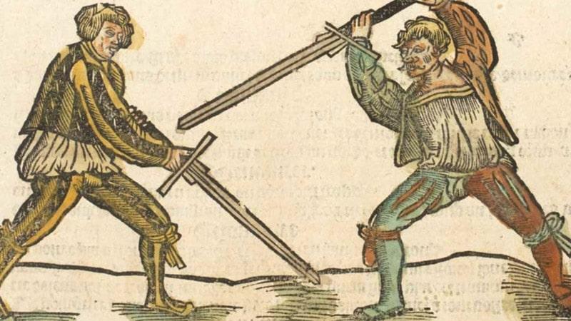 Arts martiaux : le retour des lansquenets ?