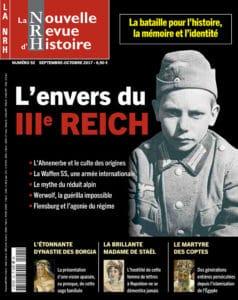 La Nouvelle Revue d'Histoire n°92 (septembre-octobre 2017)