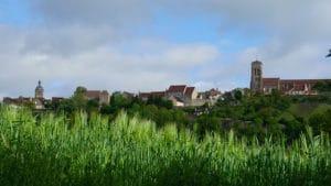 Autour de Vézelay, eaux vives et voies romaines