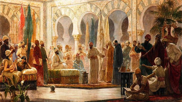 « Al-Andalus, l'invention d'un mythe », de Serafin Fanjul