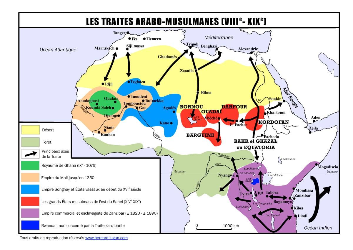 La traite arabo-musulmane