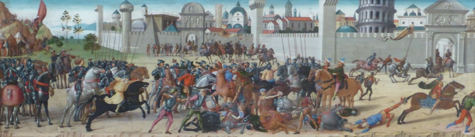 Biagio di Antonio Tucci