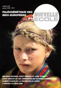 Paléogénétique des Indo-Européens, Nouvelle Ecole n°68