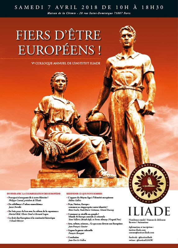 2018 : Fiers d'être Européens !
