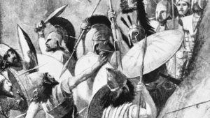 Batailles mémorables de l'Histoire de l'Europe. Première partie