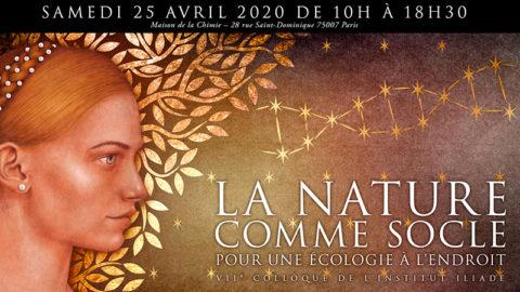 2020 : la nature comme socle