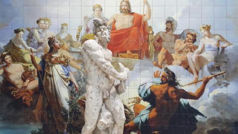 Statues grecques « trop blanches », quand France Culture nous ment