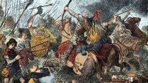 Aetius et la bataille des Champs catalauniques (20 septembre 451)