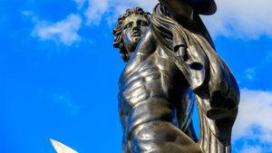 Achille, un modèle de bravoure dans la pensée guerrière d'Alexandre
