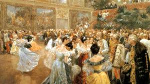 La valse viennoise. Première partie