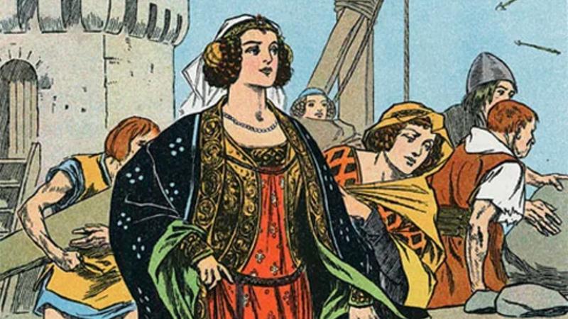 Agnès de Dunbar (1312? – 1369)