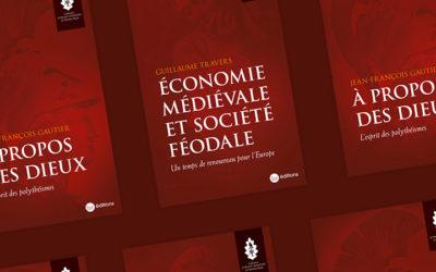 Collection Longue Mémoire : parution des deux premiers ouvrages