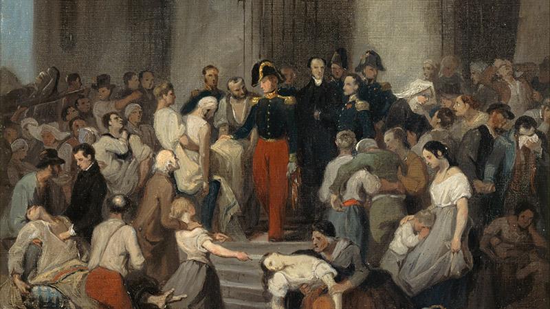 1832. Le choléra s'abat sur Paris